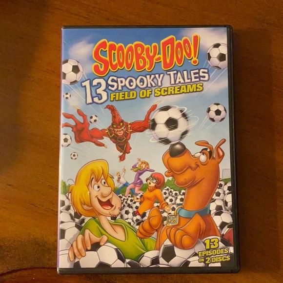Gently used! Scooby Doo 13 Spooky Tales